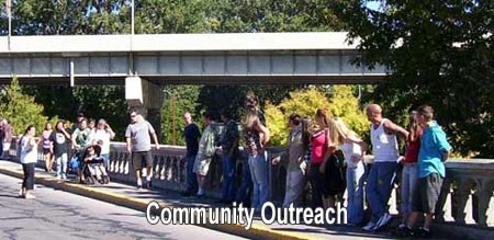 twc community outreach